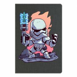 Блокнот А5 Stormtrooper chibi