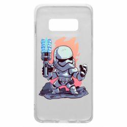 Чохол для Samsung S10e Stormtrooper chibi