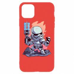 Чохол для iPhone 11 Stormtrooper chibi