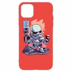 Чохол для iPhone 11 Pro Stormtrooper chibi