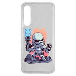 Чохол для Xiaomi Mi9 SE Stormtrooper chibi