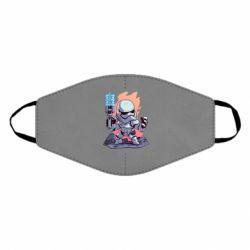 Маска для обличчя Stormtrooper chibi