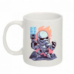 Кружка 320ml Stormtrooper chibi