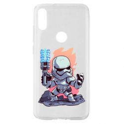 Чохол для Xiaomi Mi Play Stormtrooper chibi