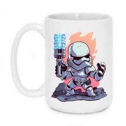 Кружка 420ml Stormtrooper chibi