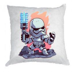 Подушка Stormtrooper chibi