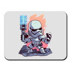 Килимок для миші Stormtrooper chibi