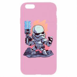 Чохол для iPhone 6 Plus/6S Plus Stormtrooper chibi