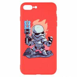 Чохол для iPhone 7 Plus Stormtrooper chibi