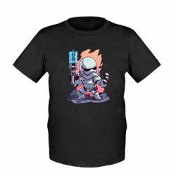 Дитяча футболка Stormtrooper chibi