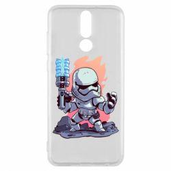 Чохол для Huawei Mate 10 Lite Stormtrooper chibi - FatLine