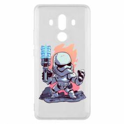 Чохол для Huawei Mate 10 Pro Stormtrooper chibi - FatLine