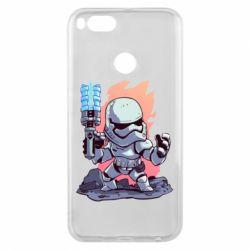Чохол для Xiaomi Mi A1 Stormtrooper chibi