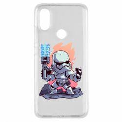 Чохол для Xiaomi Mi A2 Stormtrooper chibi