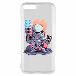 Чохол для Xiaomi Mi6 Stormtrooper chibi