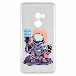 Чохол для Xiaomi Mi Mix 2 Stormtrooper chibi - FatLine