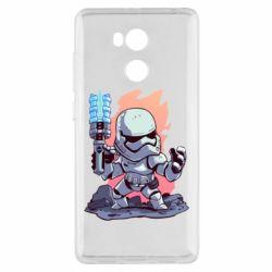 Чохол для Xiaomi Redmi 4 Pro/Prime Stormtrooper chibi - FatLine