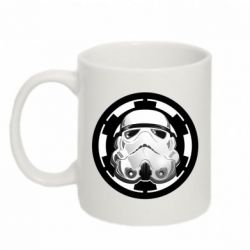Кружка 320ml Stormtrooper helmet - FatLine