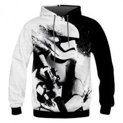 5c6aa1a242a Мужская 3D толстовка Stormtrooper
