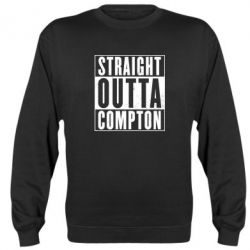 Реглан (свитшот) Straight outta compton - FatLine