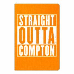 Блокнот А5 Straight outta compton - FatLine