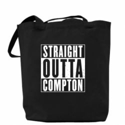Сумка Straight outta compton - FatLine