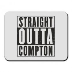 Коврик для мыши Straight outta compton - FatLine