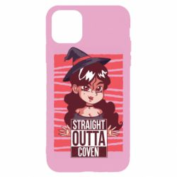 Чехол для iPhone 11 Pro Max Straight outta coven