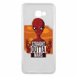 Чехол для Samsung J4 Plus 2018 Straight Outta Mars