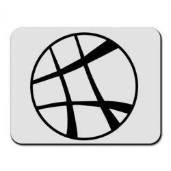 Коврик для мыши Strange Logo
