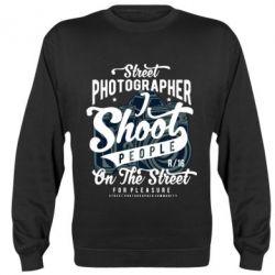 Реглан (світшот) Street Photographer