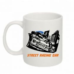 Кружка 320ml Street Racing Car
