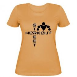 Женская Street Workout крест - FatLine
