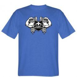 Мужская футболка Street Workout Крылья - FatLine