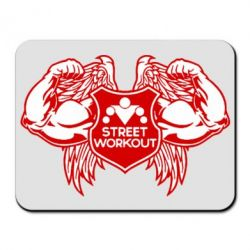Килимок для миші Street Workout Крила - FatLine