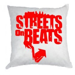 Подушка Streets On Beats - FatLine