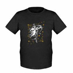Детская футболка Стрелец - FatLine