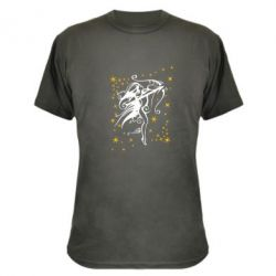 Камуфляжная футболка Стрелец - FatLine