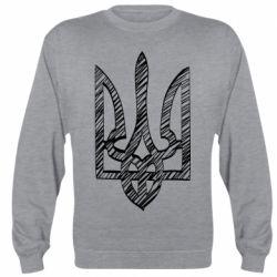 Реглан (свитшот) Striped coat of arms
