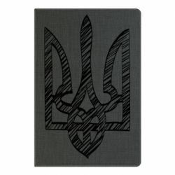 Блокнот А5 Striped coat of arms