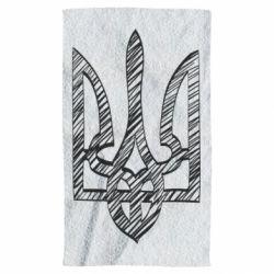 Полотенце Striped coat of arms