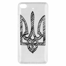 Чехол для Xiaomi Mi 5s Striped coat of arms