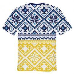 Чоловічі футболки 3D з українською символікою - купити в Києві ... 35d68b89f4238