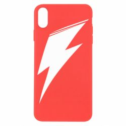 Чохол для iPhone X/Xs Stylized lightning