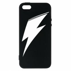 Чохол для iphone 5/5S/SE Stylized lightning