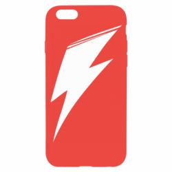 Чохол для iPhone 6/6S Stylized lightning