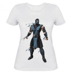 Женская футболка Sub-Zero