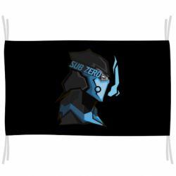 Флаг Sub-Zero
