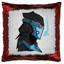 Подушка-хамелеон Sub-Zero