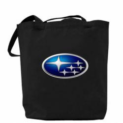 Сумка Subaru 3D Logo - FatLine